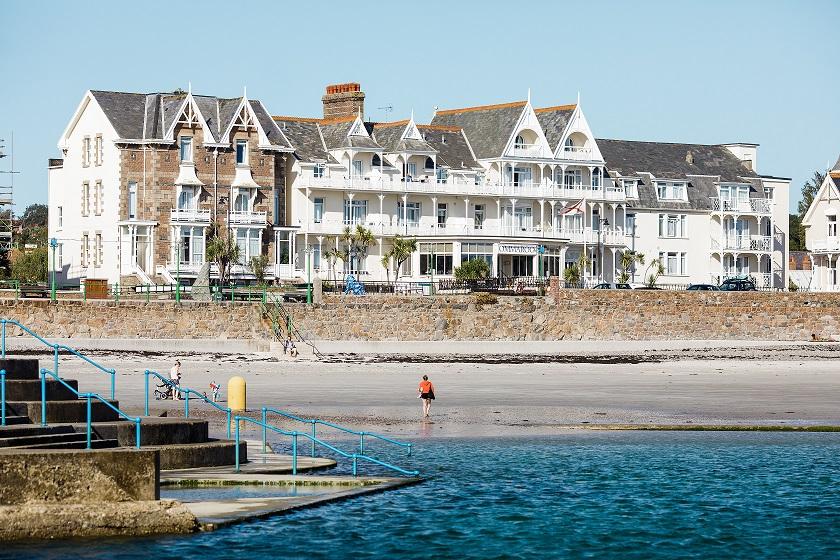 seaside hotels jersey